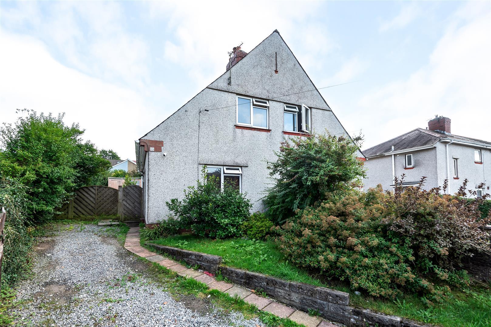 Elwy Gardens, Cockett, Swansea, SA2 0XD